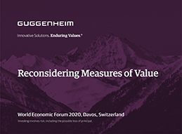 Reconsidering Measures of Value