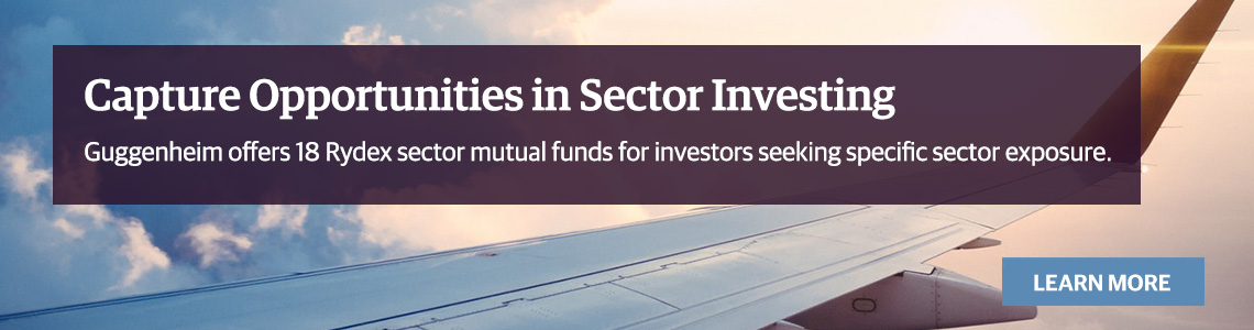 Rydex Sector Mutual Funds