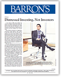 Distressed Investing Not Investors